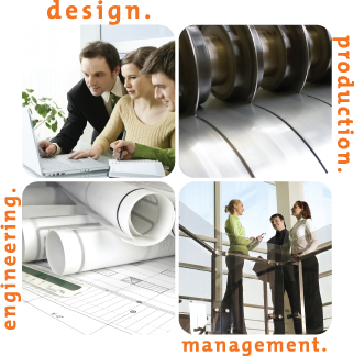 design. production. management. engineering.